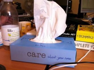 tissues - YayAdrian