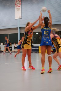 League leaders Manchester Thunder recorded their 10th straight win this season