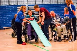 Disability Sports Day (Michael Powell)