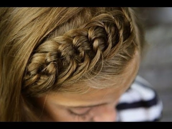 Cute Girl Hairstyles For School From Cute Girl Hairstyles
