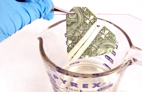 How To Embed Money In To Soap