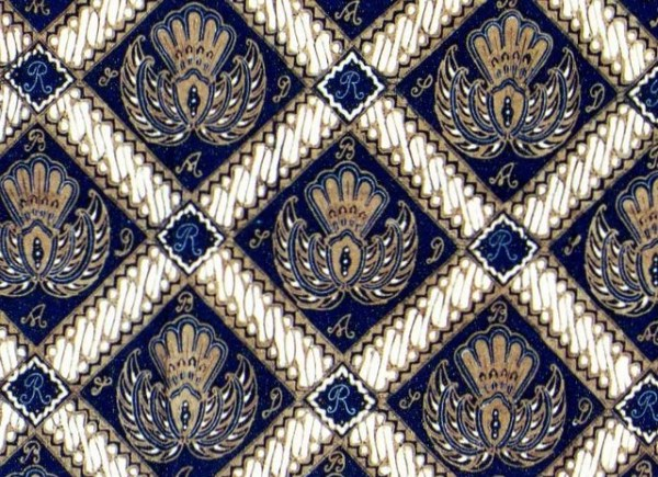 motif cemplok (batik-tulis.com)