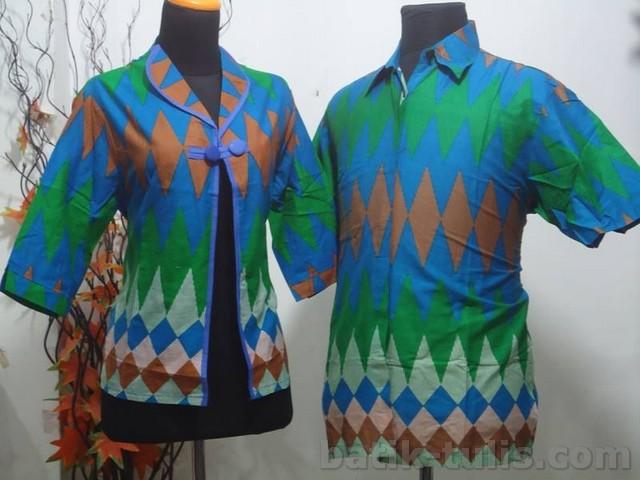 model batik sarimbit motif rangrang