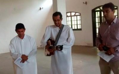 Batismo no Recreio