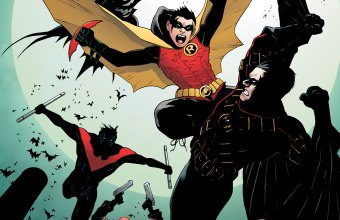 Batman Robin 10