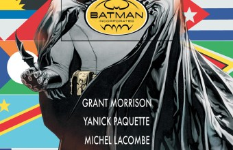 BATMAN INCORPORATED VOL. 1 DELUXE EDITION