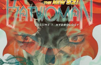 BATWOMAN VOL. 1- HYDROLOGY