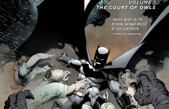 Batman Vol. 1 The Court of Owls