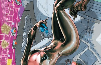 CATWOMAN VOL. 1- THE GAME