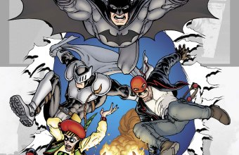 Batman INC 0