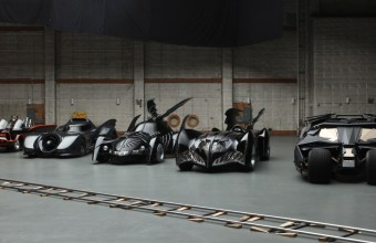 Batmobile Tour
