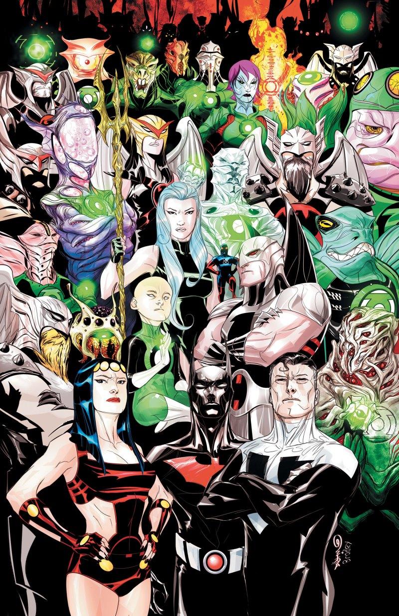 Batman Beyond Unlimited 10