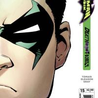 New 52 – Batman and Robin #15 review