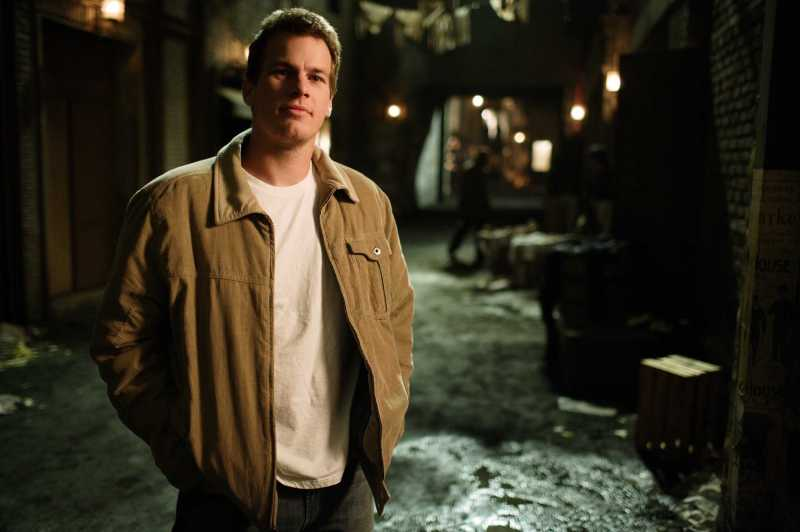 BTS:  (Pictured) Jonathan Nolan