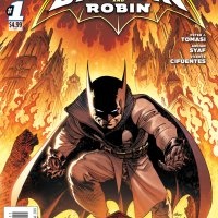 New 52 – Batman and Robin Annual #1 review