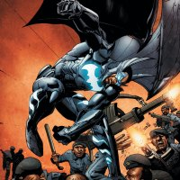 New 52 – Batwing #16 review