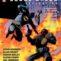 The Batman/Judge Dredd Collection review