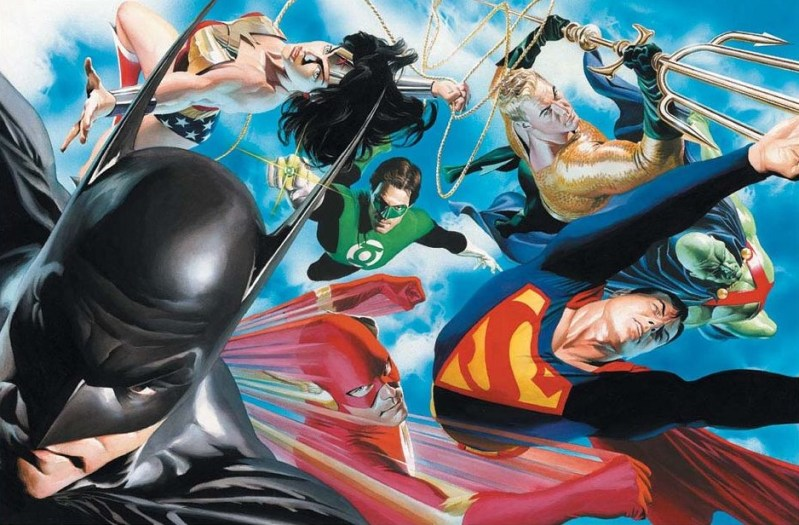Alex-Ross-Justice-League-dc-comics