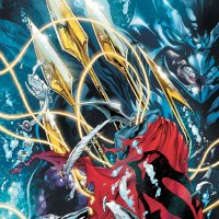 New 52 – Justice League #17 review