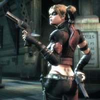 'Injustice: Gods Among Us' Harley Quinn trailer (video)