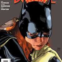 New 52 &#8211; Batgirl #18 review