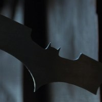 Creating Batman's razor-sharp batarangs (video)