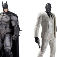 First look at 'Batman: Arkham Origins' action figures