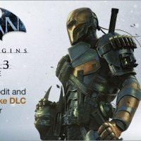 Deathstroke to be playable in 'Batman: Arkham Origins' via DLC