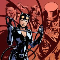New 52 – Catwoman Annual #1 review