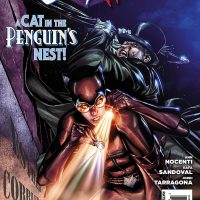New 52 – Catwoman #20 review
