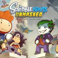 'Scribblenauts Unmasked – A DC Comics Adventure' coming this Fall (video)