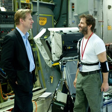 Christopher Nolan and Zack Snyder debated over Batman v Superman's ending (video)