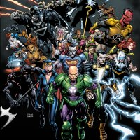 Forever Evil hardcover review