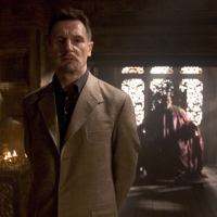 Liam Neeson says he'd play Ra's al Ghul again 'in a heartbeat' (video)