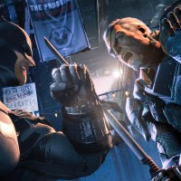 'Batman: Arkham Origins' Deathstroke boss fight: preview, video, and screenshots