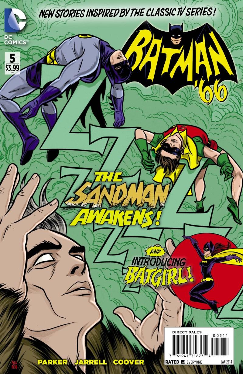 Batman 66 Main 5 Cover FINAL