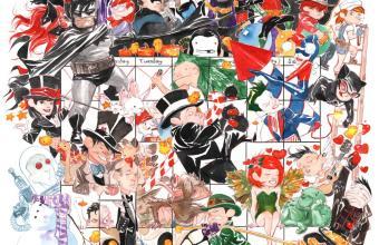 Lil Gotham Cover