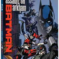 'Batman: Assault on Arkham' to be released August 12th, new preview video hits the web