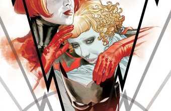 Batwoman Proper Cover
