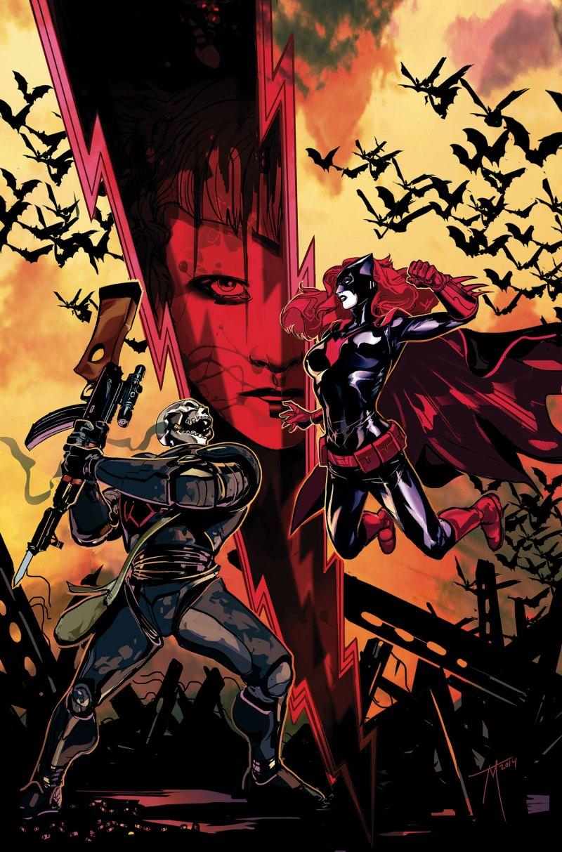 Batwoman New New 52 – Batwoman Annual 1