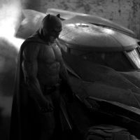 First look at Ben Affleck as Batman, new Batmobile revealed (photo)