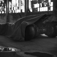 Zack Snyder gives a sneak peek at the new Batmobile (photo)