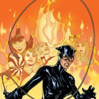 Catwoman #32 review
