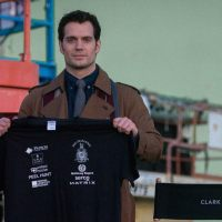 First look at Henry Cavill as Clark Kent in 'Batman v Superman: Dawn of Justice' (photo)