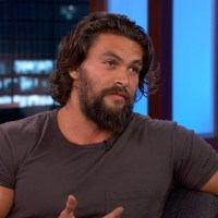 Jason Momoa talks Aquaman on 'Jimmy Kimmel Live' (video)