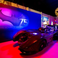 Warner Bros. VIP Studio Tour celebrates Batman's 75th Anniversary with 'The Batman Exhibit'