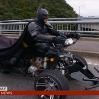 Meet Japan's real life Batman… Chibatman (video)