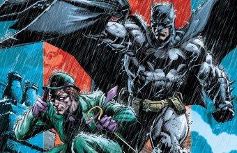 Detective Comics Futures End 1