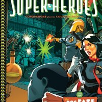 The Multiversity: Society of Super-Heroes #1 review