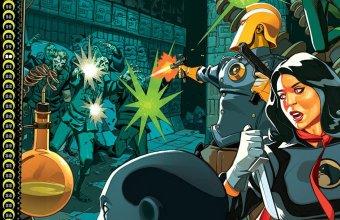Multiversity Society of Super Heroes